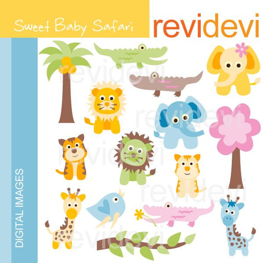 Sweet Baby Safari  Revidevi    Mygrafico