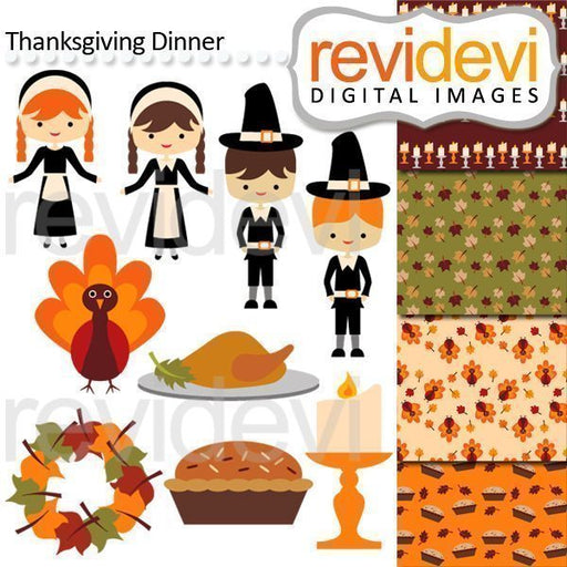 Thanksgiving Dinner  Revidevi    Mygrafico
