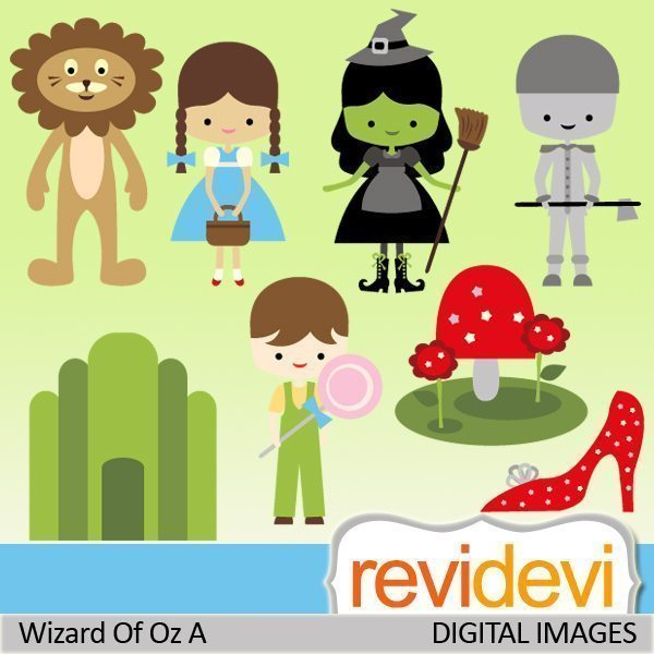 Wizard Of Oz A  Revidevi    Mygrafico