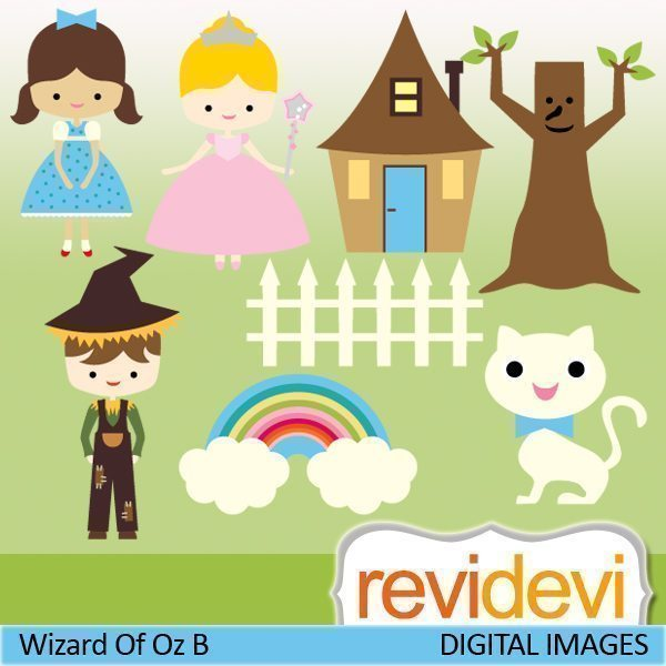 Wizard of Oz B  Revidevi    Mygrafico