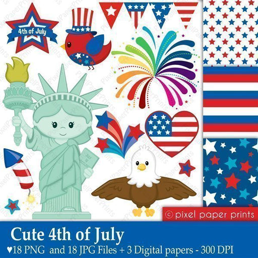 2ac3583f9 Independence Day Cliparts — mygrafico