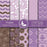 Purple - 10 Digital papers  Shery K Designs    Mygrafico