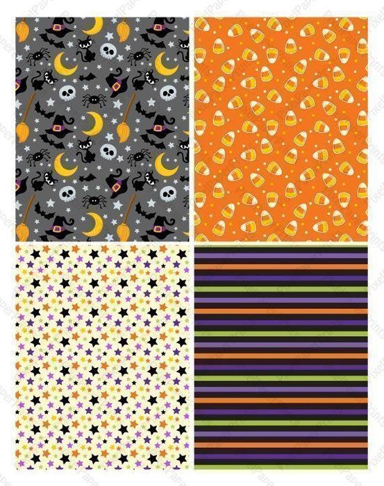 Spooky Pack  Pixel Paper Prints    Mygrafico