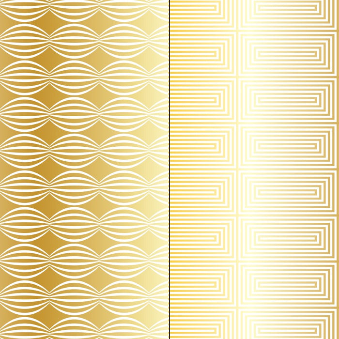 Gold Mod Geometric Patterns Digital Paper & Backgrounds Melissa Held Designs    Mygrafico