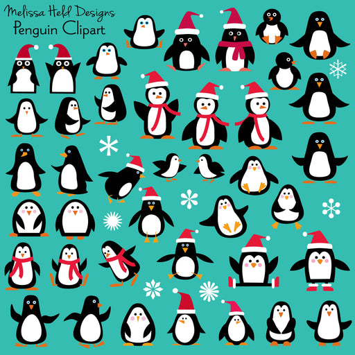 Penguin Clipart Cliparts Melissa Held Designs    Mygrafico