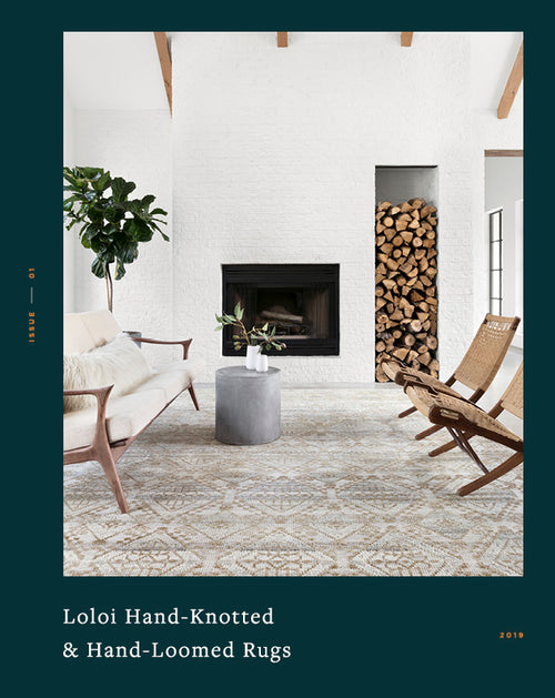 Hand-Knotted & Hand-Loomed Rugs — 2019