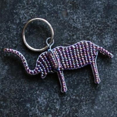 Charity Animal Keyring (Painted Dog Conservation UK)