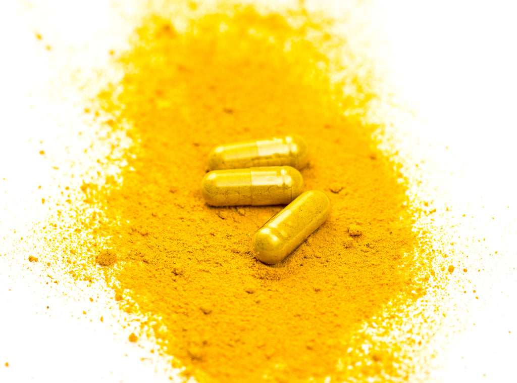 The incredible benefits of Turmeric extract
