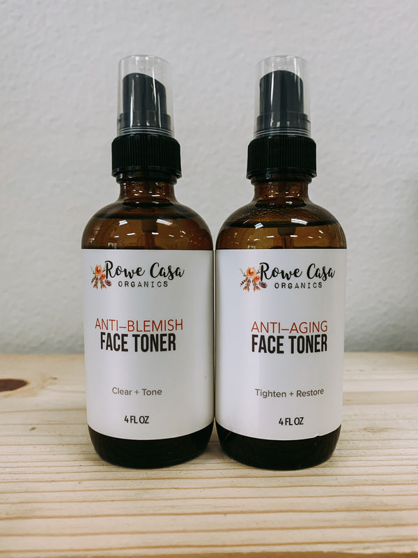 Face Toner | 4oz