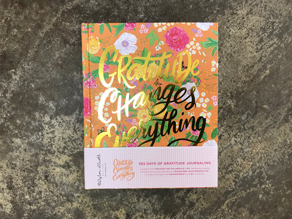 Taylor Elliot Designs - Gratitude Journal