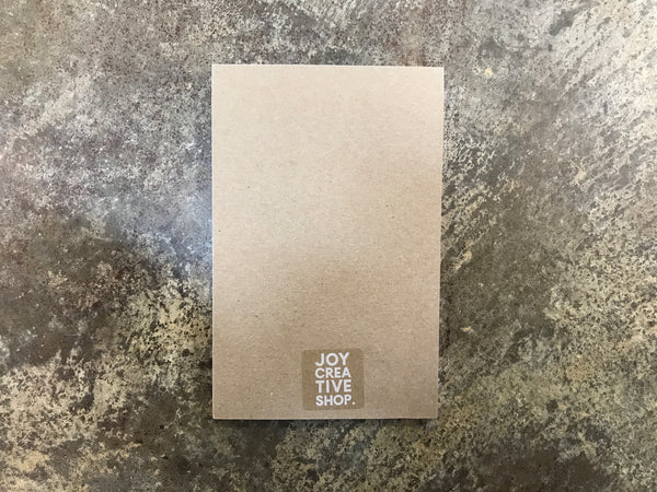 Joy Creative Shop - Things To Do Notepad