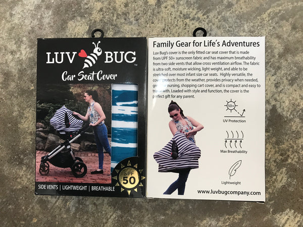 Luv Bug Co - Car Seat Covers