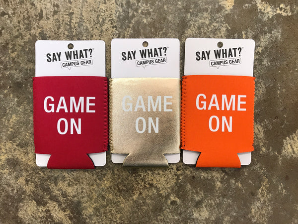 Game On Koozie