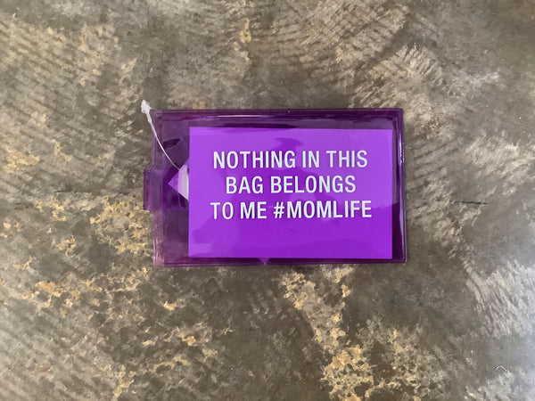About Face - Luggage Tags