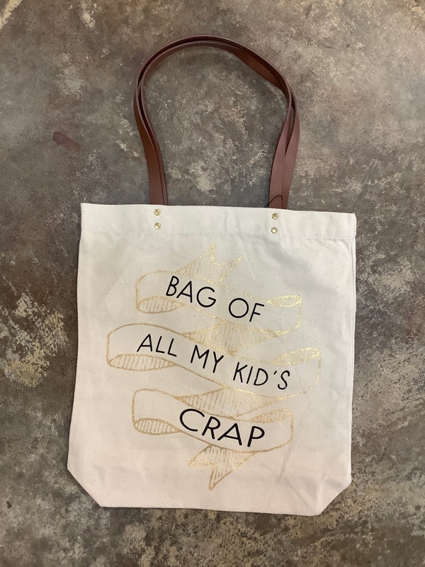 Fun Club - Bag of All My Kid's Crap