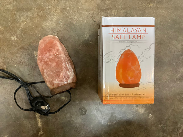 Freeship - Himalayan Salt Lamp