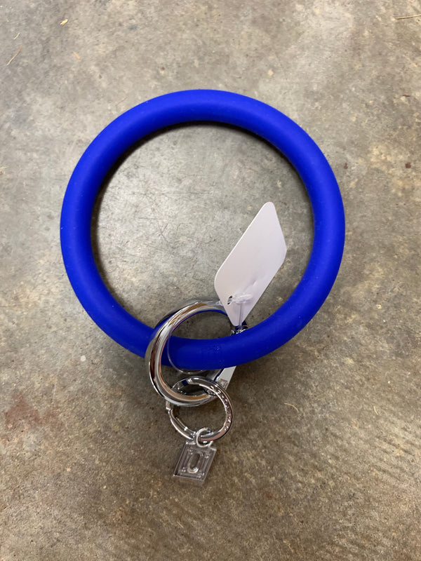 Oventure - Big O Key Rings in Silicone