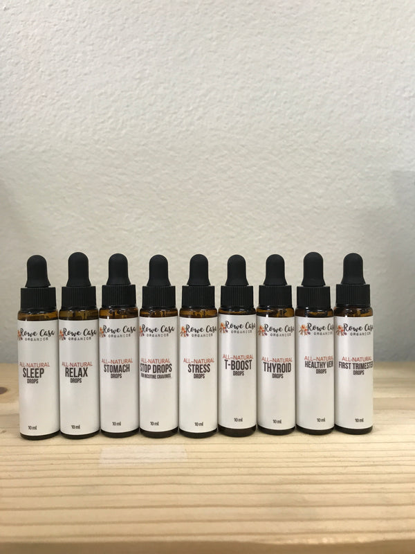 Rowe Casa Organics - Drops | 10ml