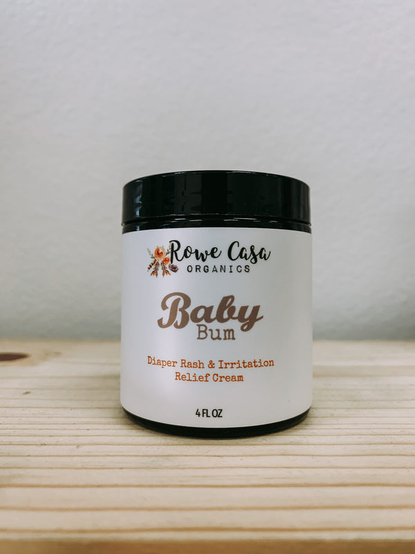 Rowe Casa Organics - Baby Bottom Cream | 4oz