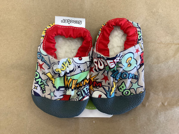 Scooter Booties - Baby Shoes