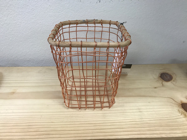 Be Home - Copper Wire Utensil Holder