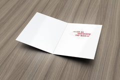 How Do I Love Thee? - Fresh Frances Greeting Cards