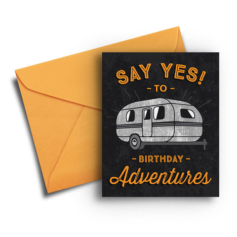 Airstream Birthday