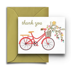 Bike Boxed Notes - Fresh Frances Greeting Cards