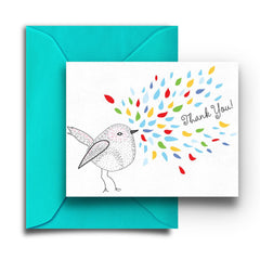 Bird Boxed Notes - Fresh Frances Greeting Cards