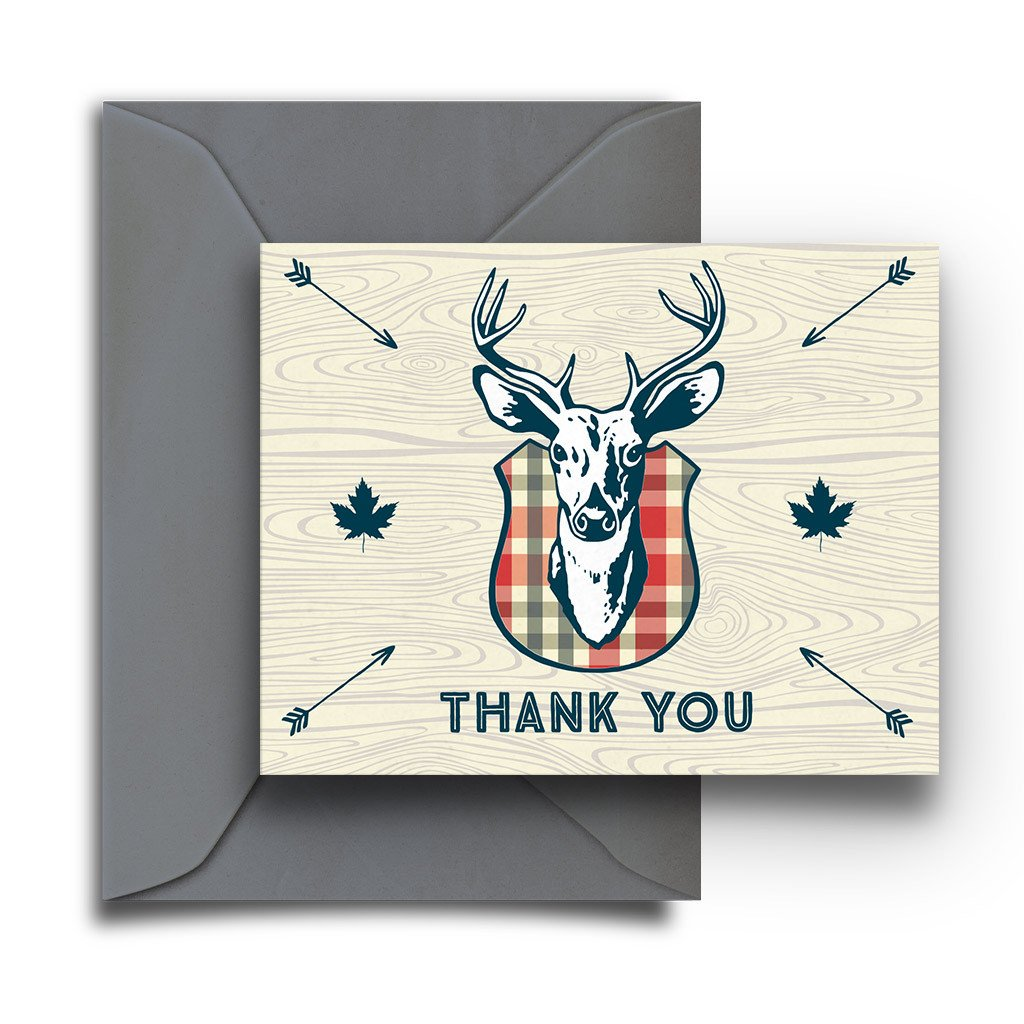 Deer Boxed Notes - Fresh Frances Greeting Cards