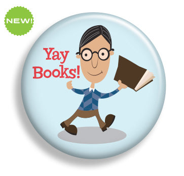 Yay Books! Magnet