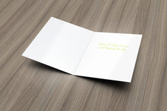 Keep Fighting Encouragement Card - Fresh Frances Greeting Cards