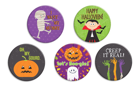 Creep It Real Buttons