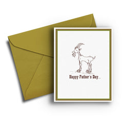 Kid Father's Day Card - Fresh Frances Greeting Cards