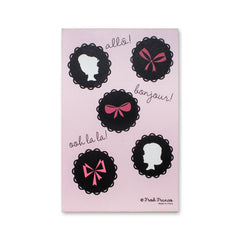 PK Pretty Notebook - Fresh Frances Greeting Cards