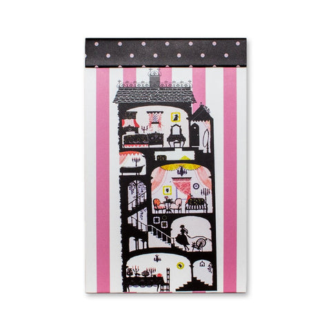 PK Pretty Notebook