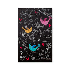 Skull Notebook - Fresh Frances Greeting Cards