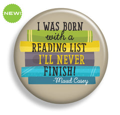 Reading List Magnet