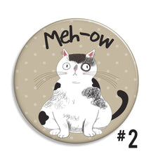 Catitude Buttons