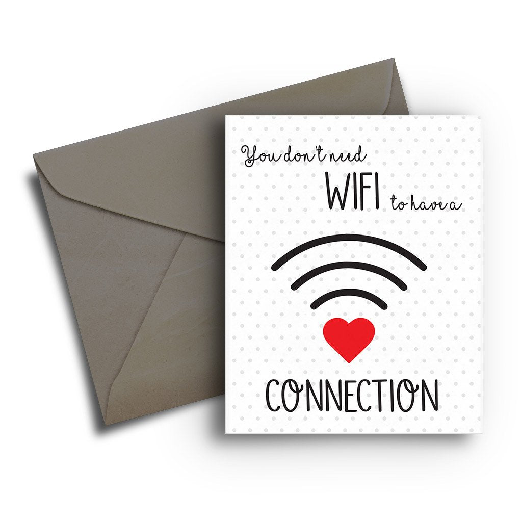 Connection Card - Fresh Frances Greeting Cards