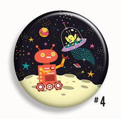 Out of This World Buttons
