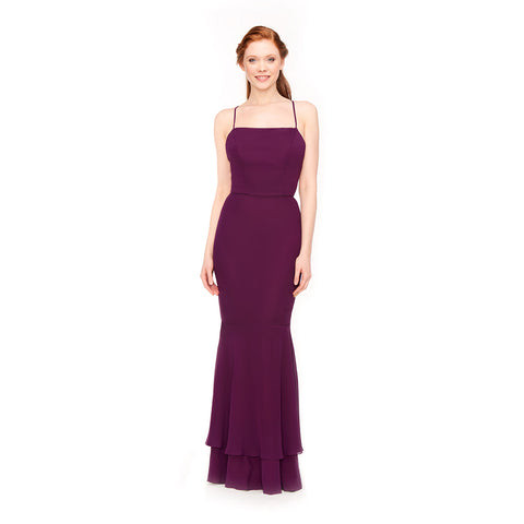 Casey Bridesmaid Dress Front
