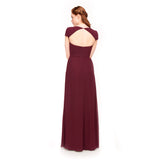 Cayla Bridesmaid Dress Back