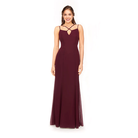 Cori Bridesmaid Dress Front