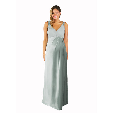 Bobbi Maternity Dress Front