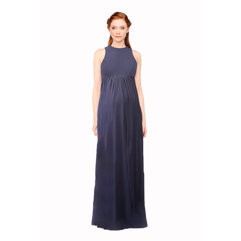 Cassi Maternity Bridesmaid Dress Front