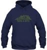 Image of Take  A Hike - Gildan Heavy Hoodie (100% Made In The USA)
