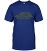 Image of Hanes Take A Hike T shirt - (100% Made In The USA)