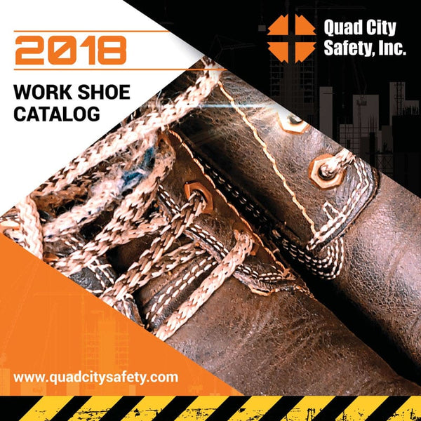 2018 Work Shoe Catalog