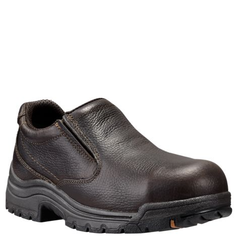 Timberland 53534 TiTAN® Safety Toe Slip-On Shoes